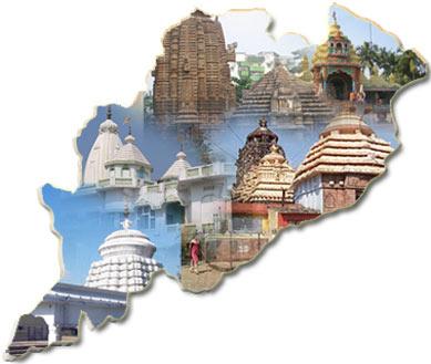 Temples Of Orissa